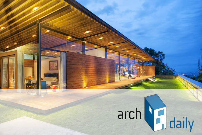 The Revahouse Featured on Archdaily