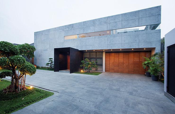 Monolithic House Jakarta