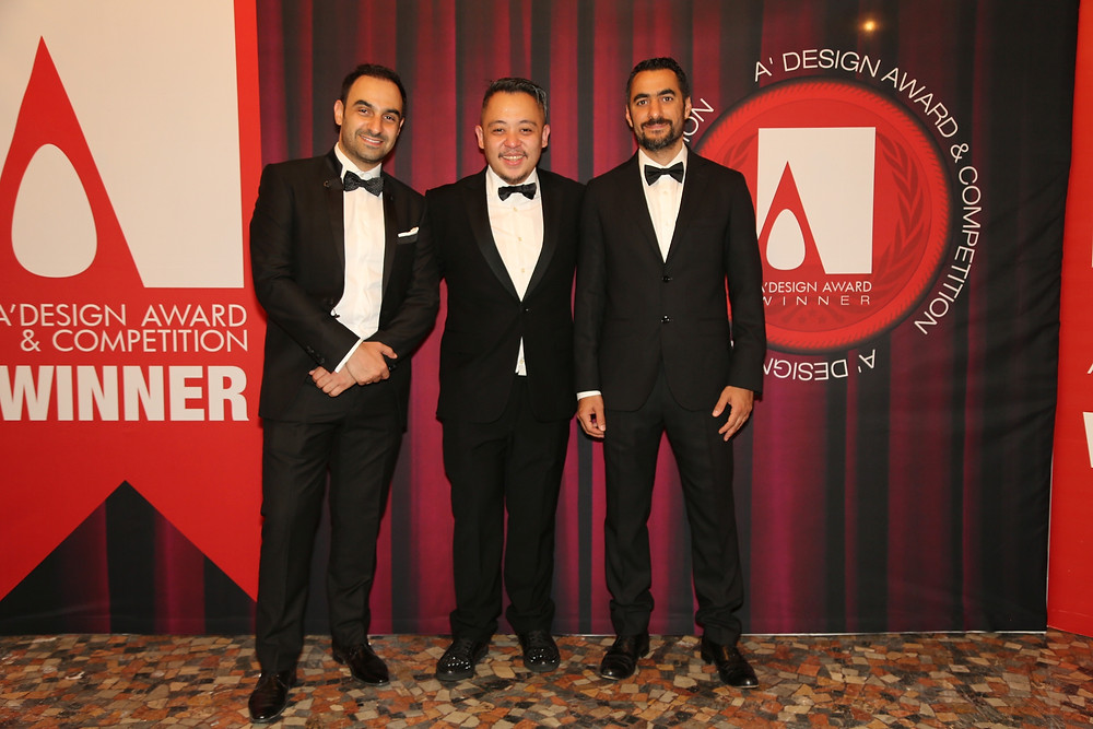MSSM Associates A Design Awards