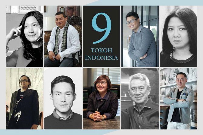 Revano Satria Recognised as One of the 9 Successful Architects in Indonesia