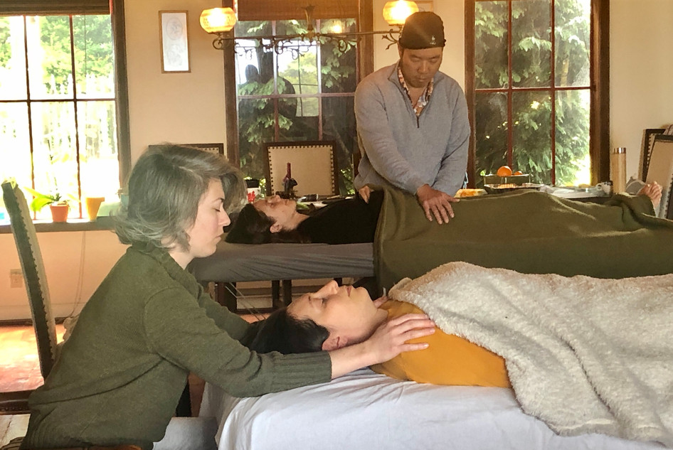 Hand on Healing Methods