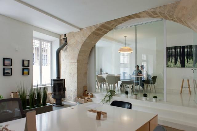 O Architecture bureaux Bordeaux