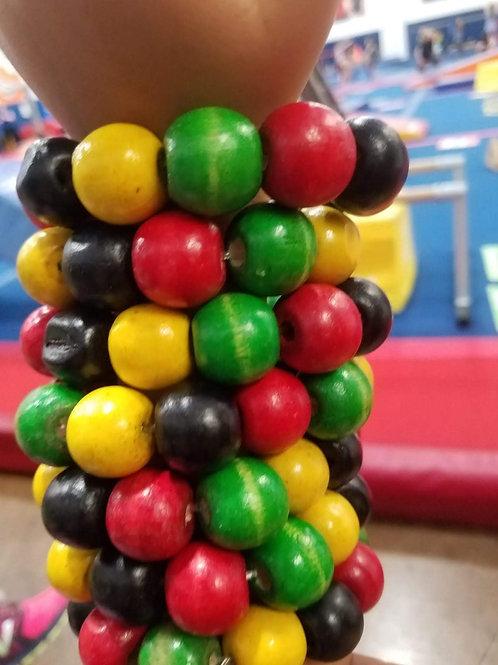 Color of Africa Matching Bracelets
