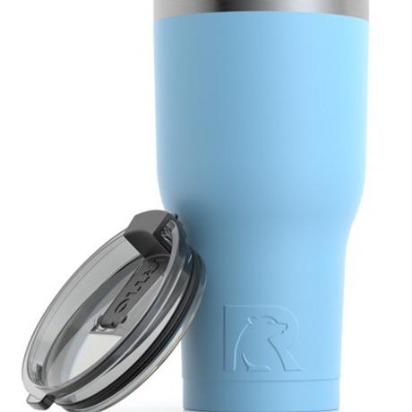 RTIC Tumblers - Light Blue