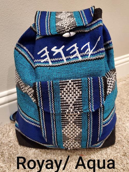 Ethnic Pattern Backpacks