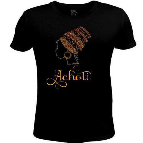 Achoti With Headwrap
