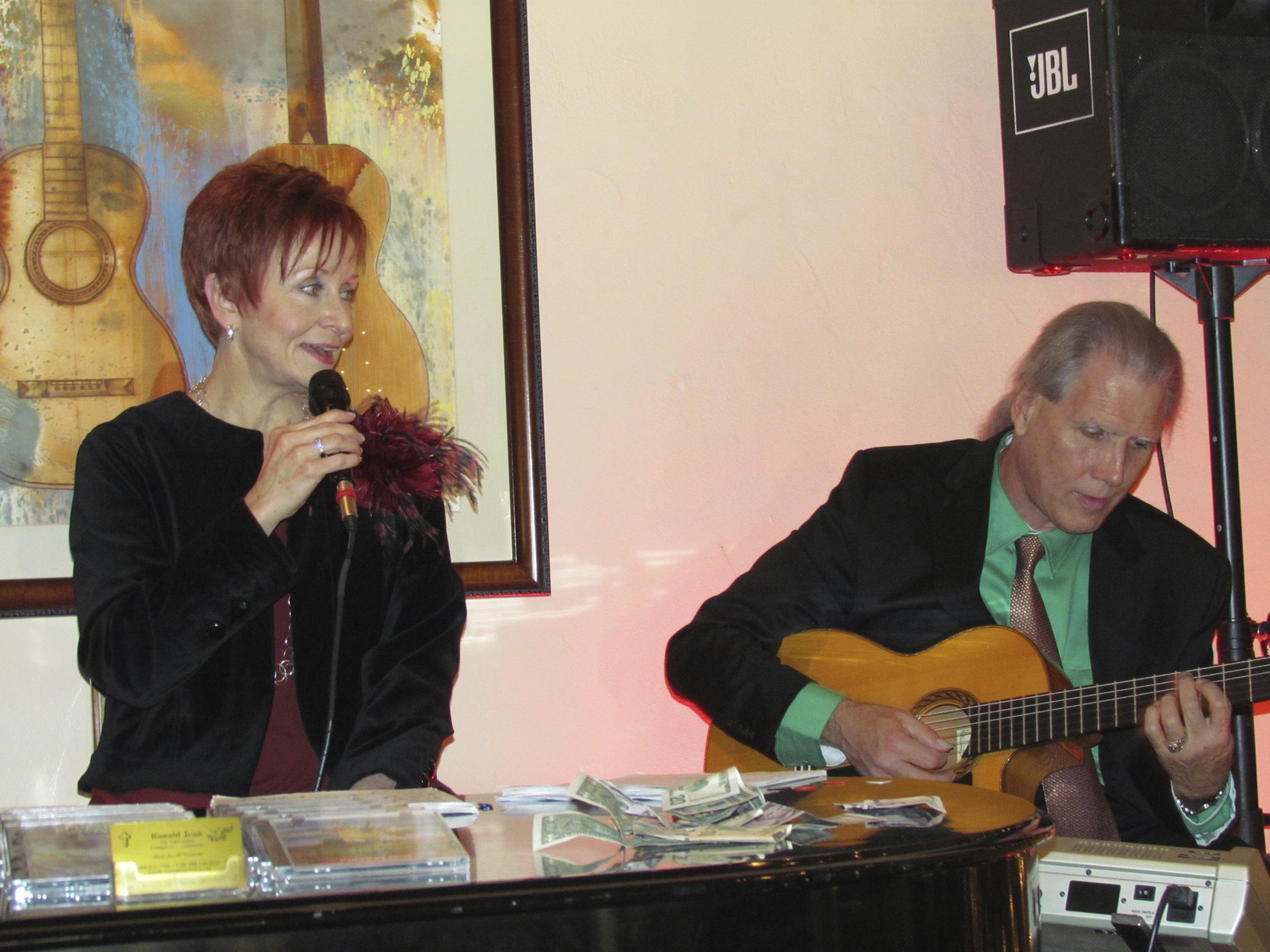Vicki & Ronald Jean