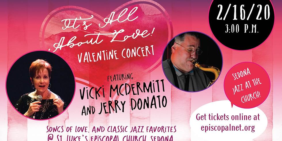 St Lukes - Jazz at the Church Valentine Concert