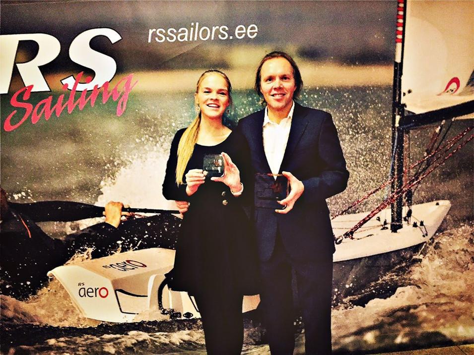 RS Aero: Estonian Sailing Award