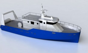 research fishing vessel