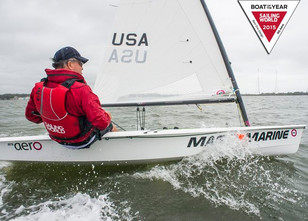 Sailing world: 2015 Boat of the Year