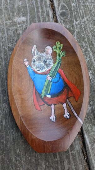 Mighty Mouse Celery