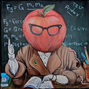 Ms. Macintosh On Gravity