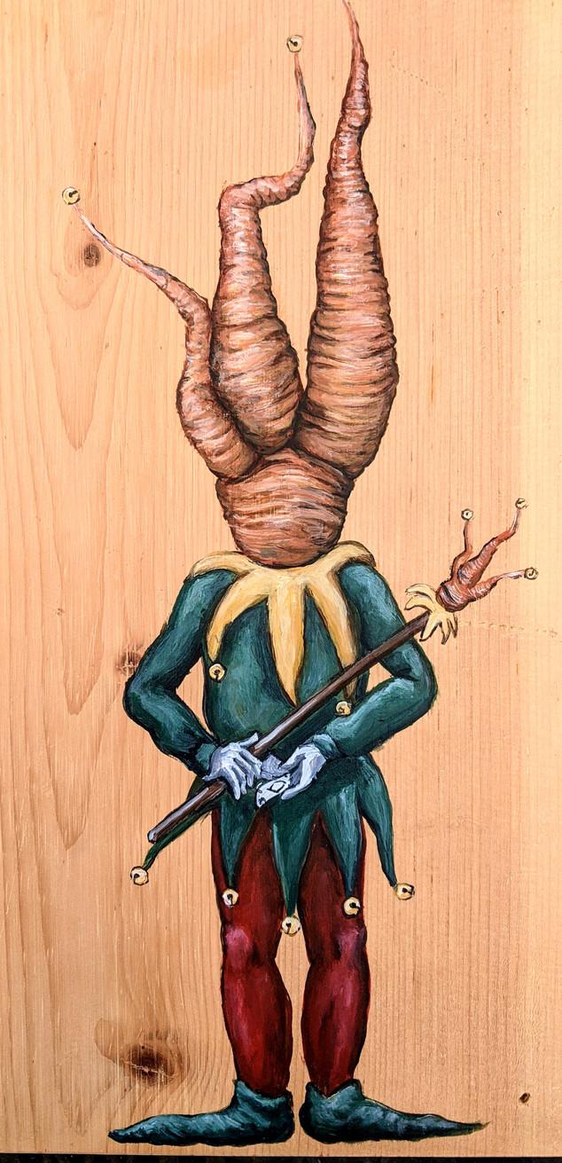 Court Carrot