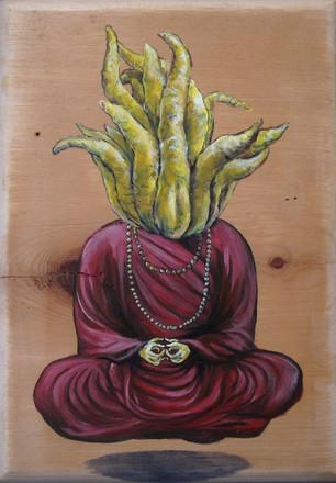 🔴  Buddha's Head - Sold