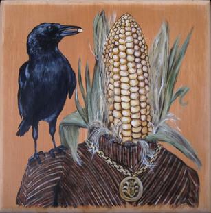 Corn & Crow