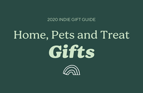 Home, pets and treats gift guide