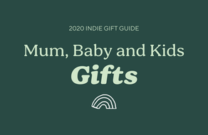 Mum, baby and kids gift guide