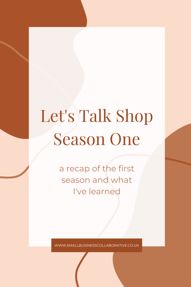 Small Business Collaborative, Therese Oertenblad, Business Podcast, Let's Talk Shop podcast, small business, business stories, wholesale, buying, retail buying, small brand, independent retailer