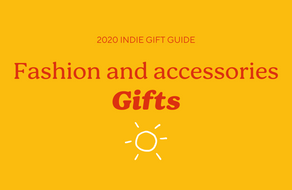 Fashion and accessories gift guide