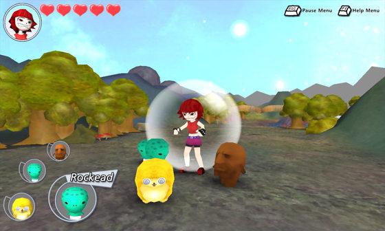 SURO!_Throw!_screenshot_2