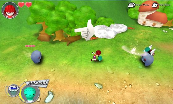 SURO!_Throw!_screenshot_1