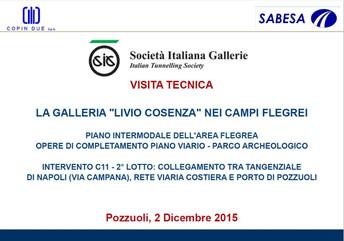 Visita tecnica Società Italiana Gallerie