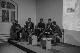Eröffnungsdiskussion Architektur Forum Ostschweiz Sankt Gallen