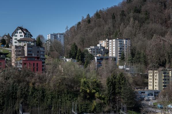 Luzern - Stadt am Naturraum
