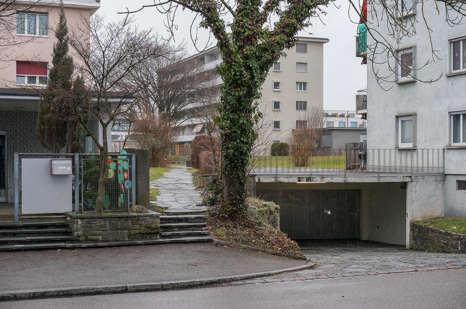 Zürich - Die Ränder der Zentren