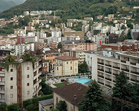 Lugano - Città senza lago
