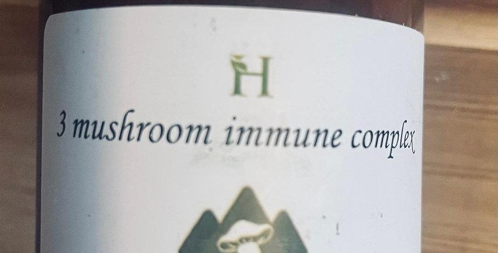 3 Mushroom Immune Complex