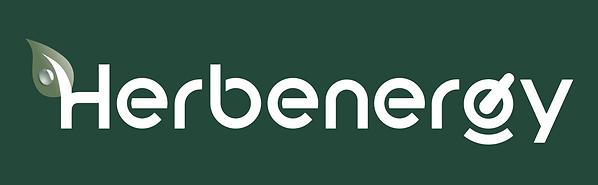 Herbenergy logo_Cap H_white on dark gree
