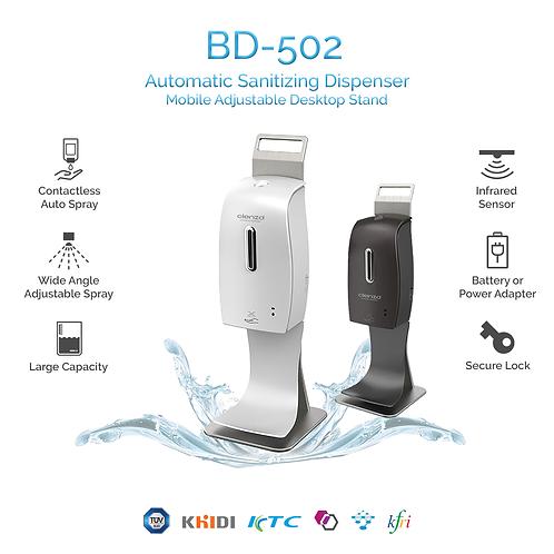 BD-502 Dispenser + Free 5L Clenzd