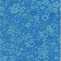 Emily Silhouette - Vibrant Blue