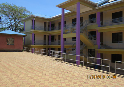 Medical Clinic and New Dormitory