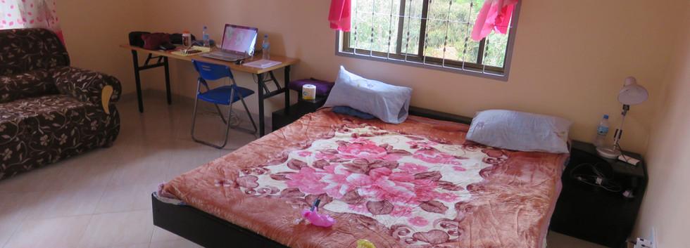 Guest Room for Volunteers