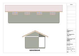 Store Building Samaritan Village-Section