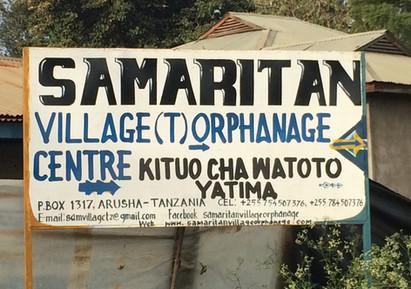 On the Road to Samaritan Village