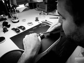 Crude Studio Custom Watches
