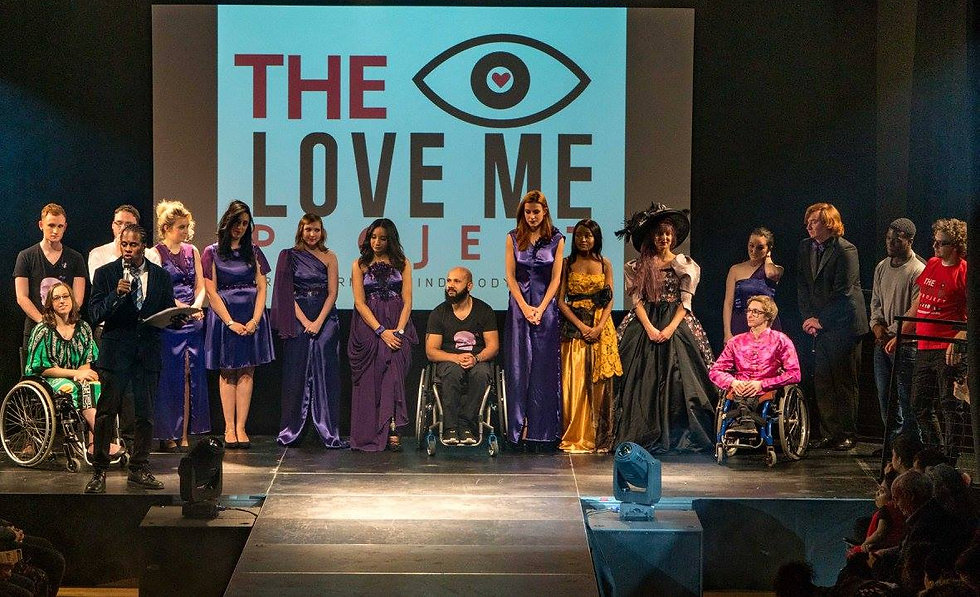 The I Love Me Project Lydia Unsudimi Disable Sterotypes of Disabilities #DSOD2017