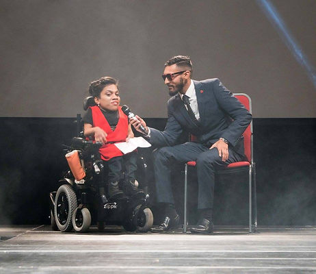 The I Love Me Project Lydia Unsudimi Disable Sterotypes of Disabilities #DSOD2017 efaz aisha