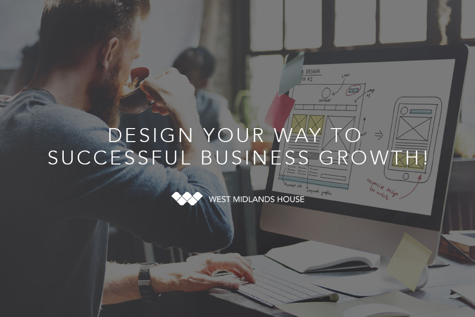 Design your way to Successful Business Growth