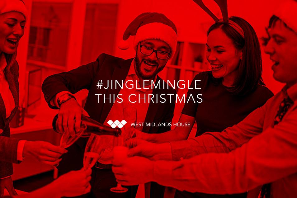 Jingle Mingle Christmas Event at West Midlands House