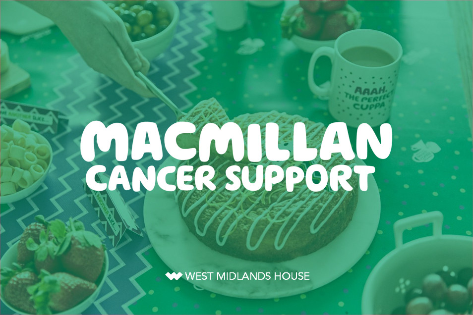 Coffee Morning for Macmillan Cancer Support