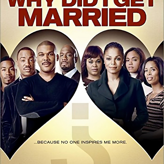 Why Did I Get Married? (PG-13)
