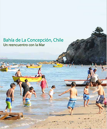 Foto Libro de la Bahía de La Concepción