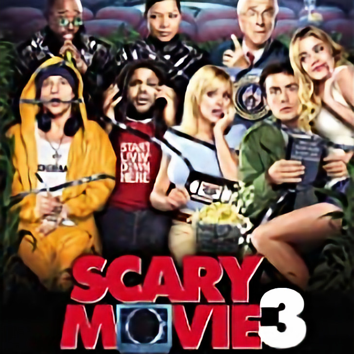 Scary Movie 3 (PG13) @ 7:00PM