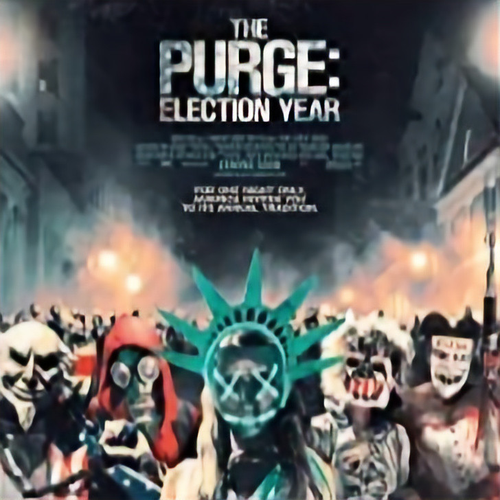 The Purge: Election Year (R)
