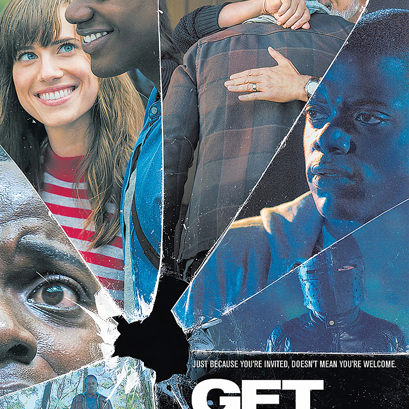 Get Out (R)